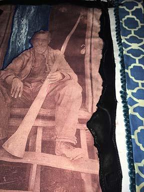 Tapestry: Haint-Free Blue Door Formula
