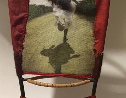 Jas. Mardis: Iron-Framed Tapestry