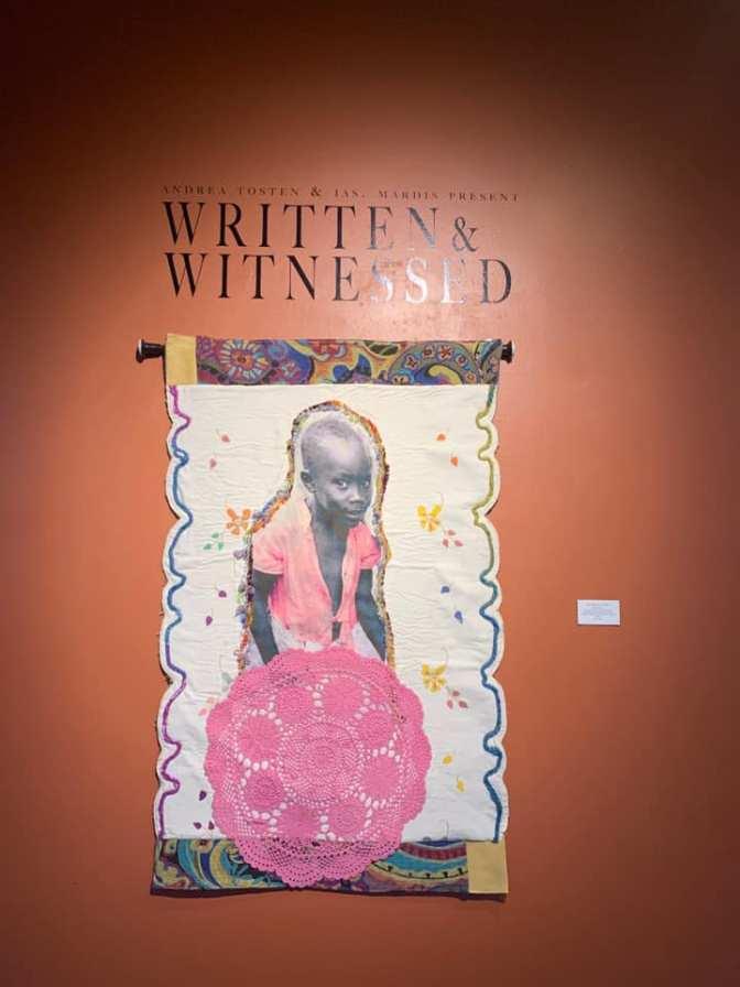 Opening: Written & Witnessed