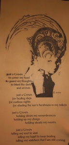 Suspicious Crown by Jas Mardis